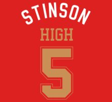 STINSON HIGH 5 One Piece - Long Sleeve