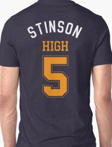 STINSON HIGH 5 Unisex T-Shirt