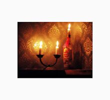 Rum Bottle Candle by Billy Bernie Unisex T-Shirt