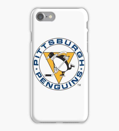 pittsburgh penguins iPhone Case/Skin
