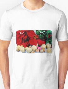 Happy Greeting Seasons. Unisex T-Shirt