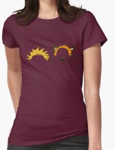 calvin and hobbes not face T-Shirt