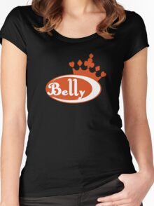 Belly Women's Fitted Scoop T-Shirt