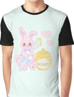 Honey Bunny ♡ Graphic T-Shirt