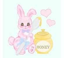 Honey Bunny ♡ Photographic Print