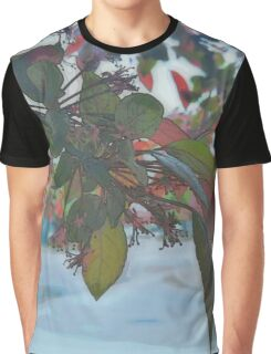 Through The Leaves (Painted) Graphic T-Shirt