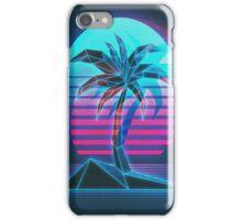 Palm Beach CRT iPhone Case/Skin