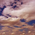 Cotton Candy Clouds by Marie Sharp