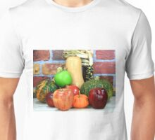 Fall fruits assorts. Unisex T-Shirt
