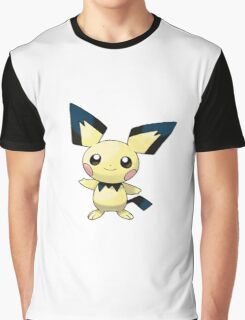 Pokemon - Pichu Graphic T-Shirt