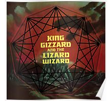 King Gizzard Lizard Wizard Nonagon Infinity Poster
