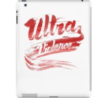 Ultra Violence A Clockwork Orange Movie Quote iPad Case/Skin
