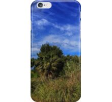 Behind The Beach... iPhone Case/Skin