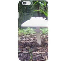 Little Toadstool #2 iPhone Case/Skin