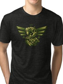 The Journey of Courage Tri-blend T-Shirt