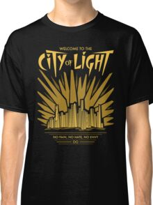 Welcome to the City of Light Classic T-Shirt