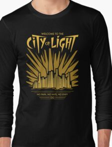 Welcome to the City of Light Long Sleeve T-Shirt