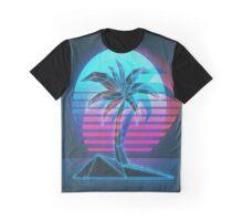 Palm Beach CRT Graphic T-Shirt