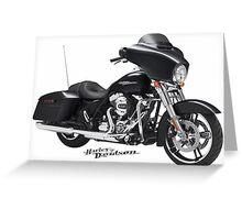 Harley Davidson 103 Greeting Card