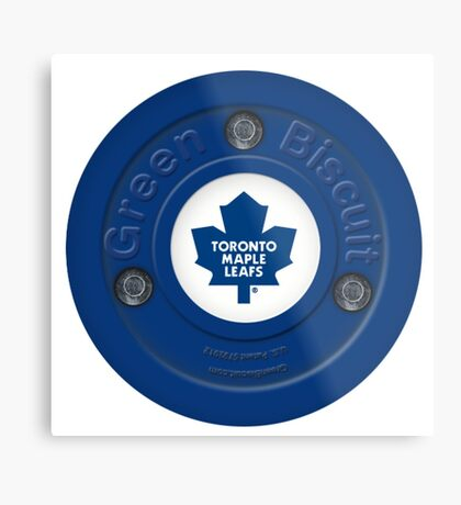 toronto maple leaf Metal Print