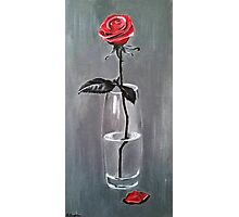 """Still Life Rose"" by LaneyArt Photographic Print"