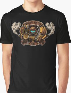 STEAM PUNK HUNTER  Graphic T-Shirt