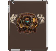 STEAM PUNK HUNTER  iPad Case/Skin