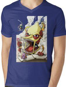 Attack on Lemongrab! Mens V-Neck T-Shirt