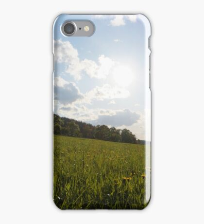 sun in s iPhone Case/Skin