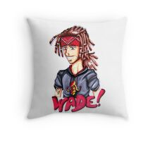 Wade- GTA V Throw Pillow