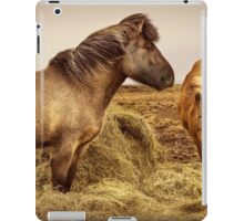 Icelandic Horses iPad Case/Skin