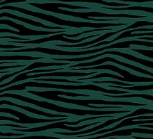 0390 MSU Green Tiger by DayColors