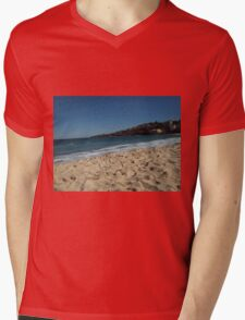 Coogee beach Mens V-Neck T-Shirt
