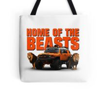 HOME OF THE BEASTS Tote Bag