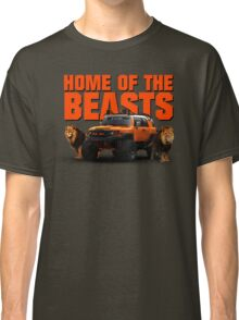 HOME OF THE BEASTS Classic T-Shirt