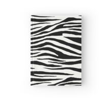 0396 Baby Powder Tiger Hardcover Journal