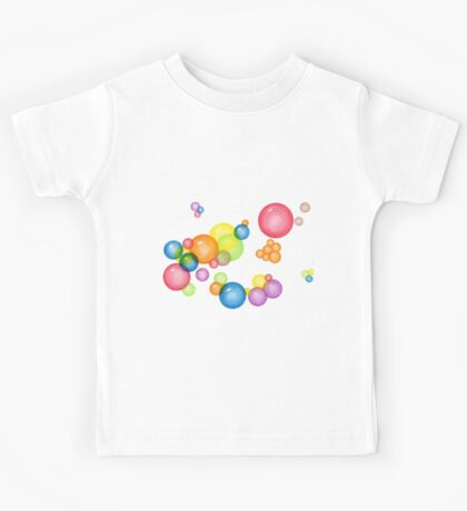 Bubble Theory Kids Tee
