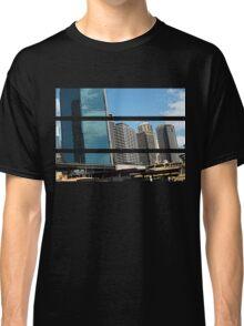 Cartooned Sydney Skyscrapers Classic T-Shirt