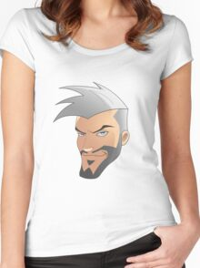 Omar! Women's Fitted Scoop T-Shirt