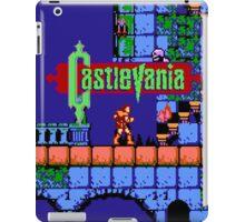 Castlevania (NES) iPad Case/Skin