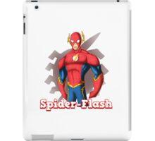 Spider-flash  iPad Case/Skin