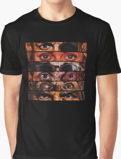 Preacher - Eyes - Dirty Graphic T-Shirt