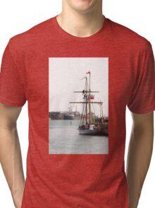The Harbor. Tri-blend T-Shirt