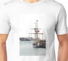 The Harbor. Unisex T-Shirt