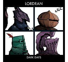 Lordran Dark Days Photographic Print