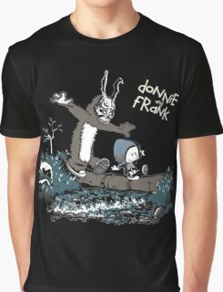 Donnie and Frank Graphic T-Shirt