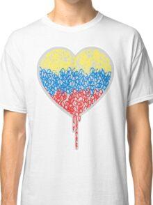 A PEACE OF MY BLEEDING HEART Classic T-Shirt