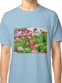 Tulip Garden Classic T-Shirt