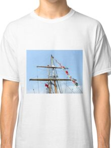 Crow's nests and masts.  Classic T-Shirt