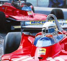 Monaco GP, 1979 Sticker